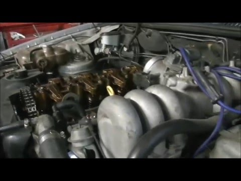 Ford 4 0 SOHC Straight 6 with intermittant spark1998 EL Falcon