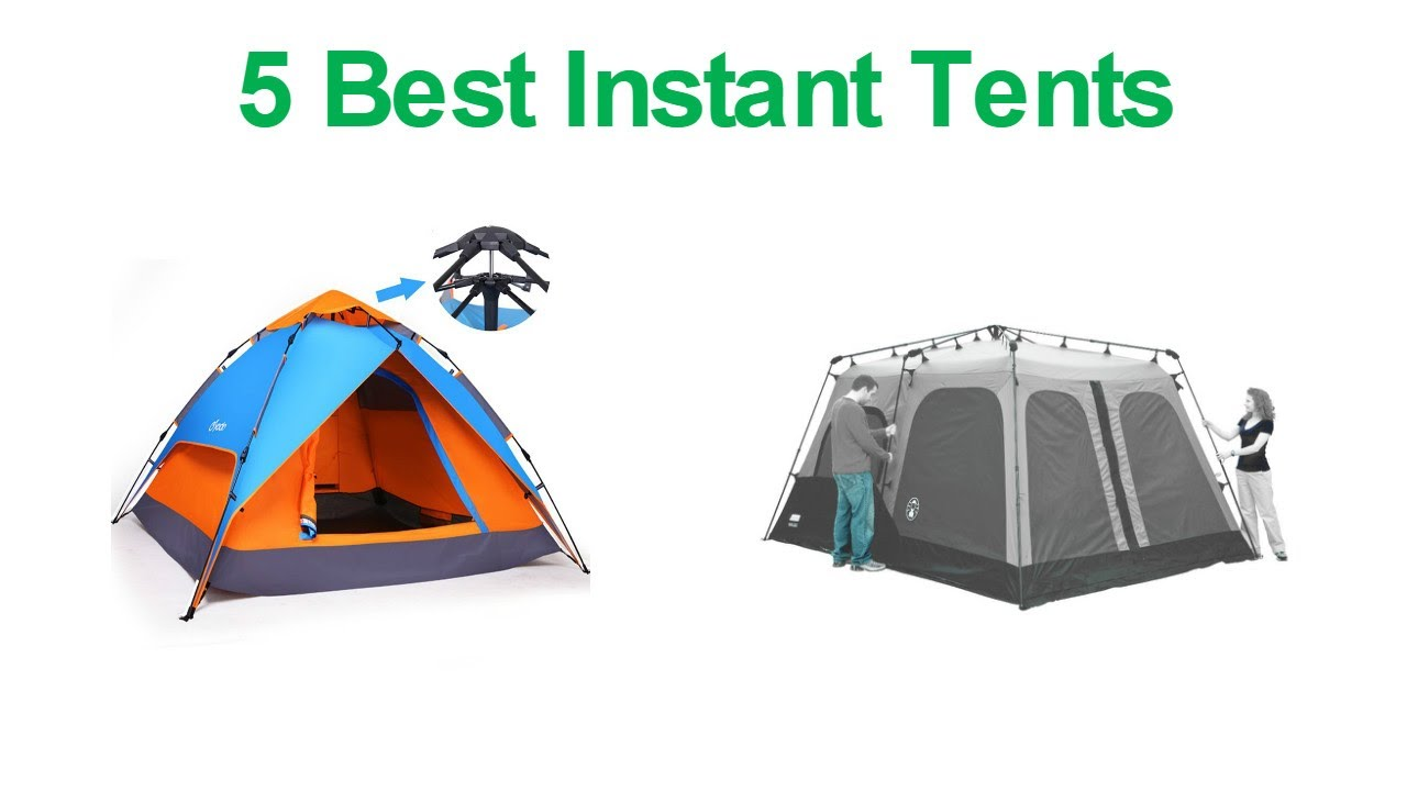 5 Best Instant Tents 2017  sc 1 st  YouTube & 5 Best Instant Tents 2017 - YouTube