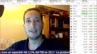 Punto 9 - Noticias Forex del 20 de Febrero 2018