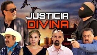 🎬 Justicia Divina PELICULA COMPLETA © 2018 HUIZAR TV