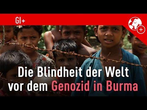 Die Blindheit der Welt vor dem Genozid in Burma ᴴᴰ ┇ Generation Islam