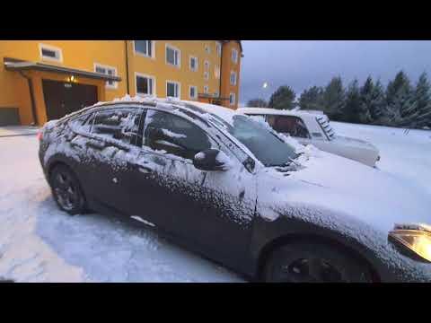 Estonia  snow time