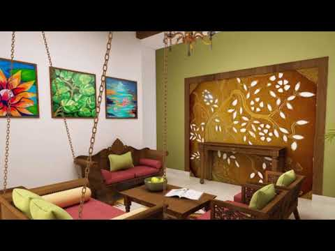 Ethnic Room Decoration For Living Indian Decor Ideas