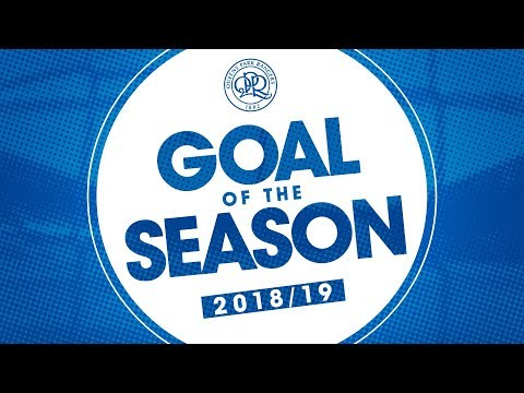 QPR GOAL OF THE SEASON 2018/19