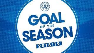 QPR GOAL OF THE SEASON 2018/19