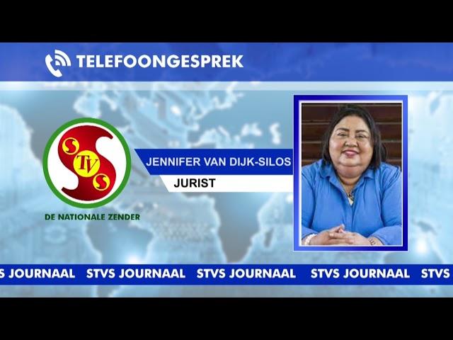 Jennifer van Dijk- Silos zegt sorry tegen Leo BrunswijkSTVS JOURNAAL 14 mei 2021