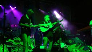 "Leftover Salmon - ""Up On The Hill Where They Do The Boogie"" -  8/9/09"