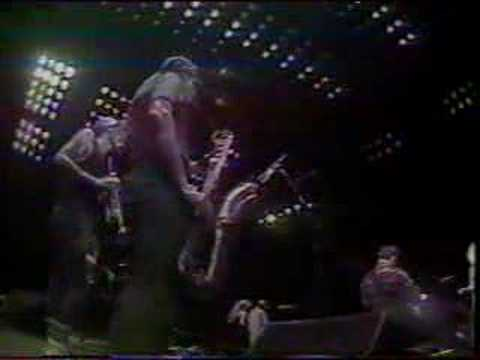 B-52's Legal tender live Rock in Rio 85