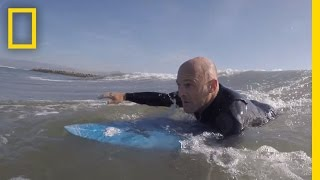 The Remarkable Story of Curt Harper, Surfing Mentor and Local Legend | Short Film Showcase