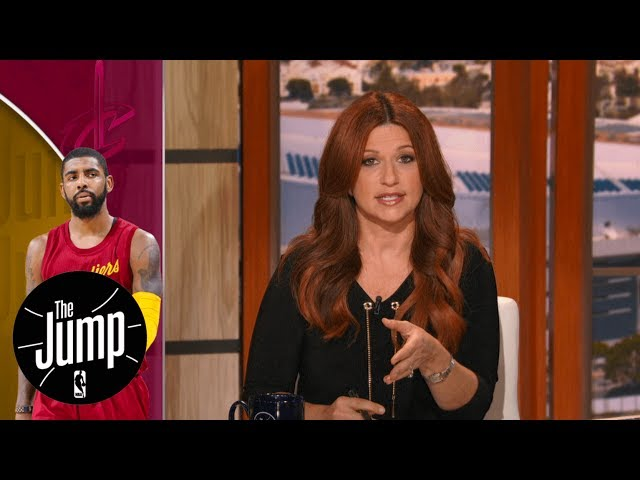 Kyrie Irving Taking A Risk With Trade Request   The Jump   ESPN