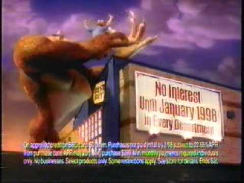 1996 Best Buy Christmas Commercial - YouTube
