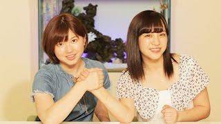MCは、アンジュルム竹内朱莉と、こぶしファクトリー小川麗奈! モーニン...