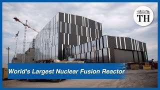 Assembly of the World's Largest Nuclear Fusion Reactor Begins