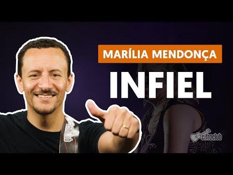 Infiel - Marília Mendonça (aula de baixo)
