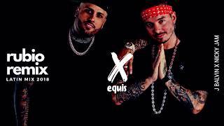 Nicky Jam ft J Balvin - X (Equis)  ✘  DJ RUBIO REMIX CUMBIETON 2018