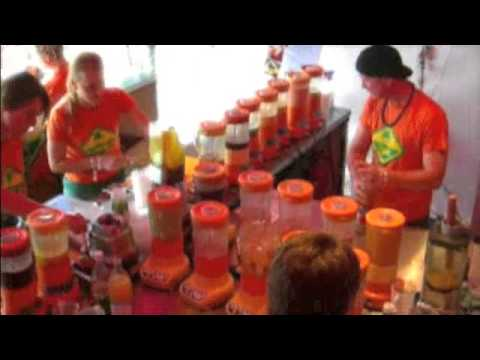 Acai events - Festival catering Smoothiebar - Juicebar - Fresh fruit.
