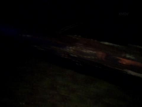 Raw: Homes Ripped Apart by Missouri Tornado