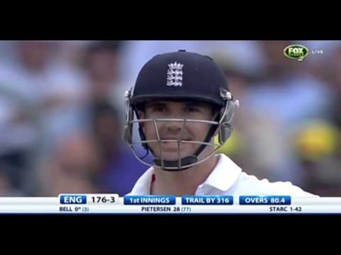 Fifth Ashes Test, match highlights