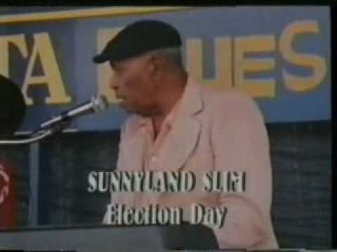 Sunnyland Slim at Delta Fish Market in Chicago - YouTube