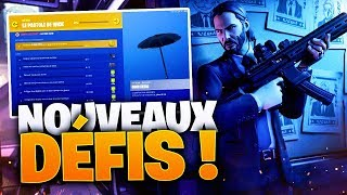 """🔴 FREE RECOMPENSES of the EVENT """"JOHN WICK"""" (DEFIES) ON FORTNITE! live fortnite en"""