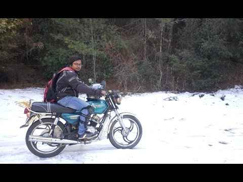 (PART 4) BIKE TRIP OF BHUTAN [JOURNEY TO THE LAND OF THUNDER DRAGONS PART 4]  EXPLORING BHUTAN