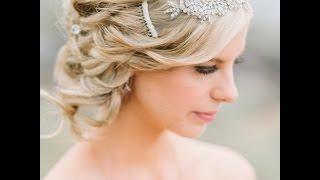 Красивые свадебные прически для девушек