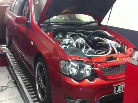 1 of Australias most powerful XR6 Turbo with 6 speed Auto on the