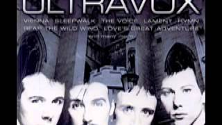 "Ultravox - Passionate Reply (1981) ""The Voice : The Best of Ultravo..."