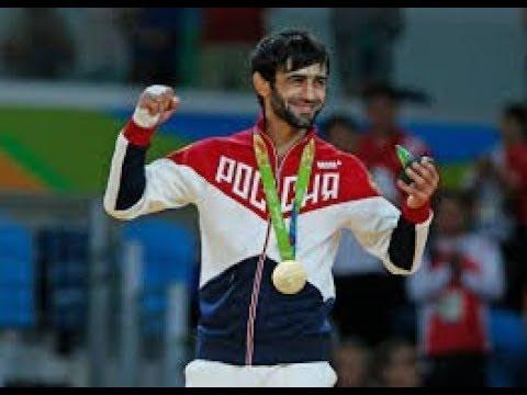 Beslan Mudranov (The Best Russan Judoka)