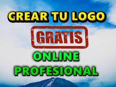 🔵 Cómo crear tu Diseño LOGO online, fácil, gratis y profesional ...