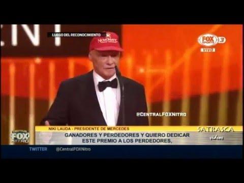 Premios Laureus -  Niki Lauda