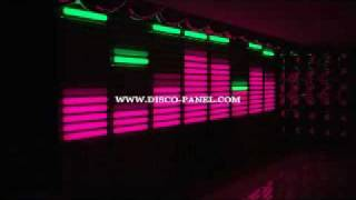 DJ Club Lighting RGB LED Effects DMX Software Lighting Controller by Disco Designer