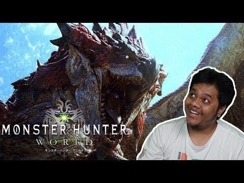 PERCERAIAN ANTAR NAGA - Monster Hunter: World