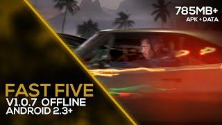 Fast Five HD v1.0.7 APK + DATA (OFFLINE) GAMEPLAY + Download