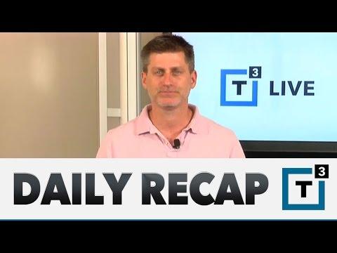 Daily Recap: Stocks Court Fresh Records