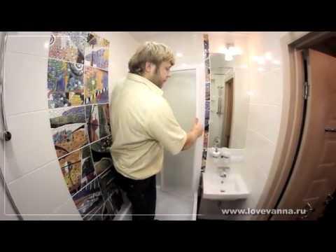 Невозможное возможно! Нереальный ремонт ванной комнаты в хрущевке.
