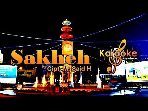 Lagu Lampung Koplo | Sakheh No Vocal (Karaoke)