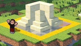BUDOWLA NIEMOŻLIWA DO ZBUDOWANIA - Minecraft | ZIO