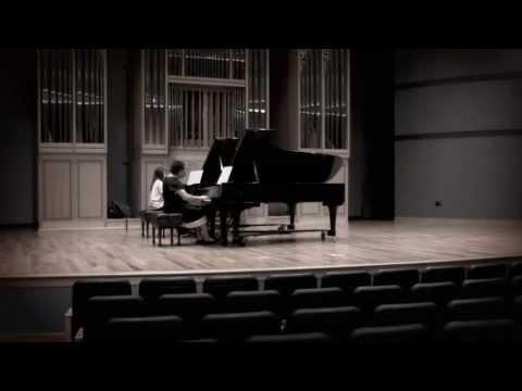 Arvo Pärt - Pari Intervallo for 2 Pianos