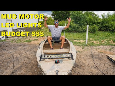 Rebuilding My Budget Duck Hunting Boat!!