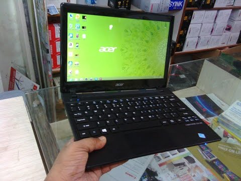 Acer Aspire One 758 Mini Laptop Hands On & Review