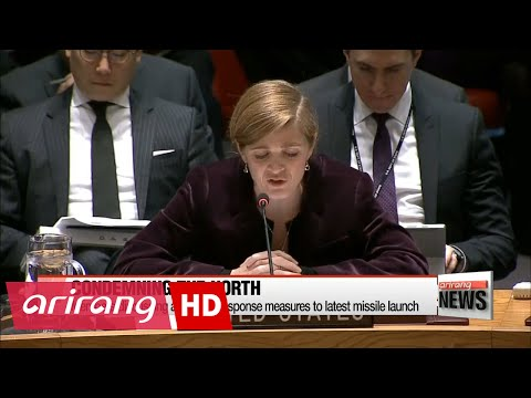 UNSC convenes emergency meeting in response to N. Korea's missile launch
