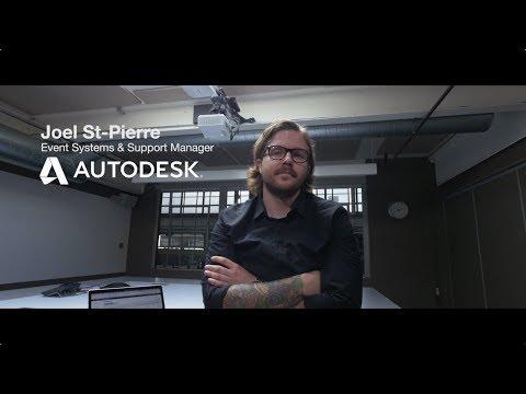 Amazon Workspaces Helps Improve Efficiency at Autodesk University