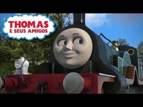 Thomas e Seus Amigos | O Melhor de Emily | Compilação