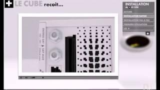 CANAL+ - Installation du décodeur + LE CUBE