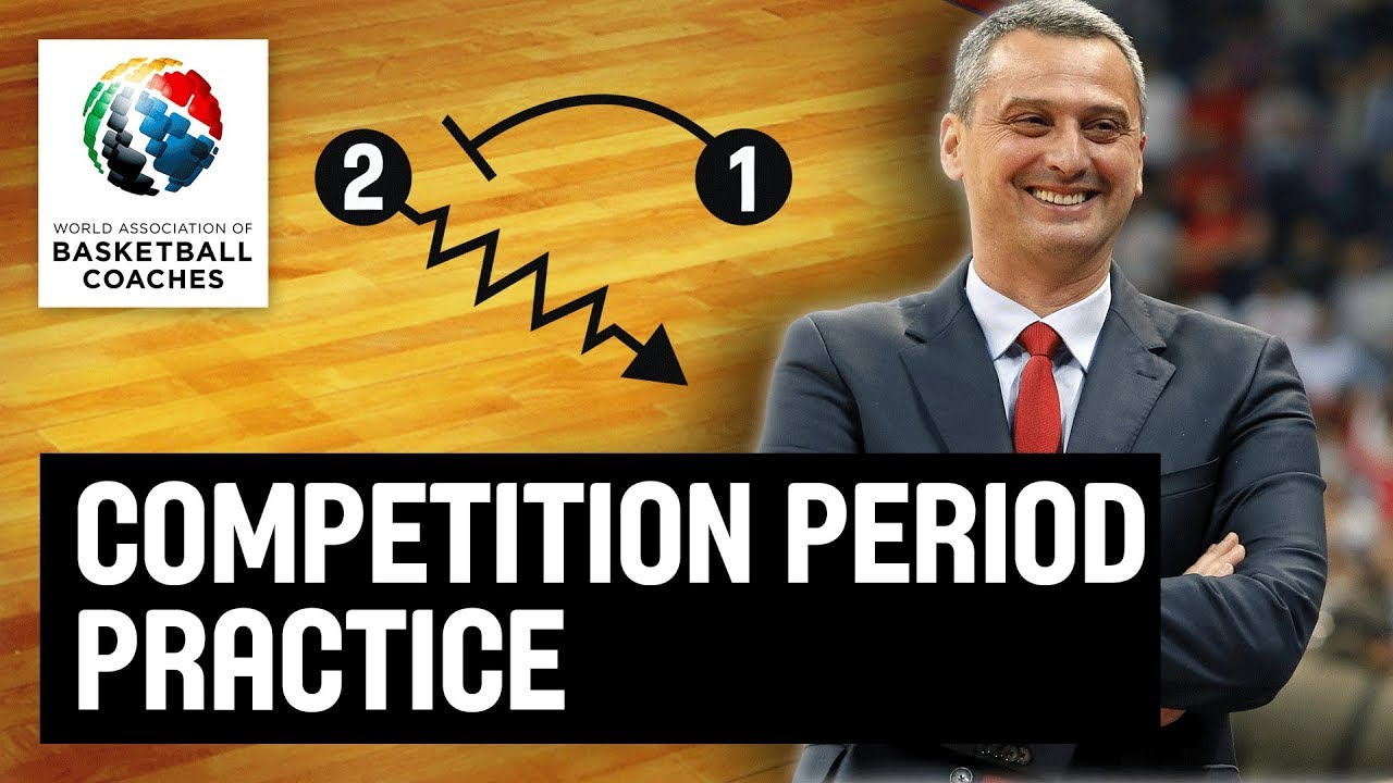 BC Red Star Practice During Competition Period - Dejan Radonjic