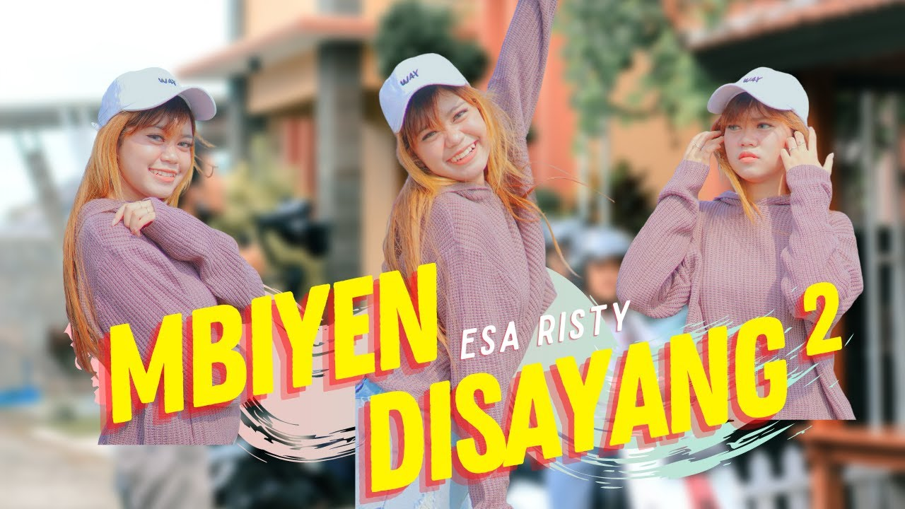 Esa Risty - Mbiyen Disayang Sayang (Official Music Video ANEKA SAFARI)