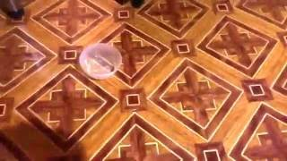 Умора))) Кот, который всё время проливает миску с водой.