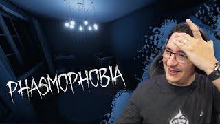 El juego de los espíritus chocarreros |  Tumtum Delta Poncho | Phasmophobia