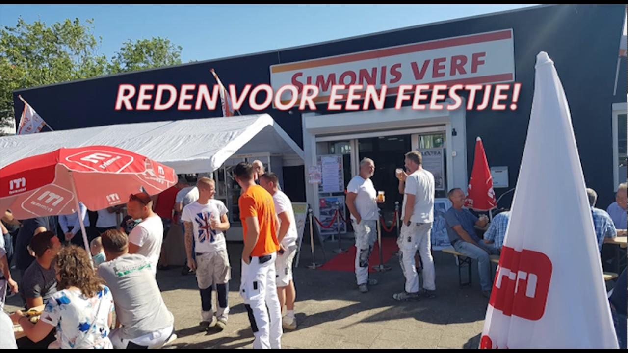 Verfwinkel Den Haag : Feestelijke heropening: simonis verf den haag zichtenburglaan youtube